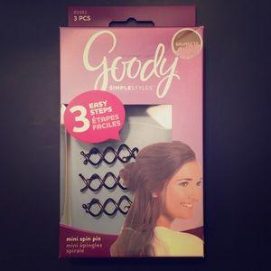Goody Mini Spin Pins!